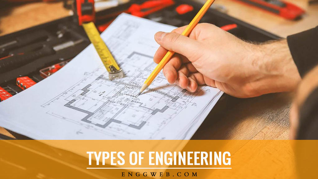 Different types of engineering
