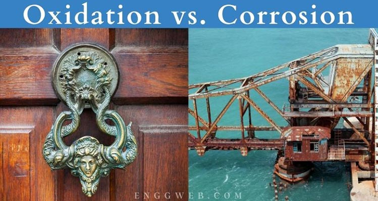 Oxidation vs. Corrosion difference